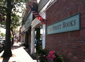 Elm  Street Books, New Canaan, CT