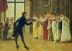 The art of Regency manners.
