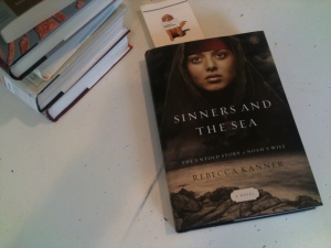 Book 1 Sinners and the Sea