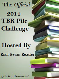 Official 2014 TBR challenge button