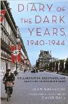 Diary of the Dark Years 1940-1944 by Jean Guéhenno